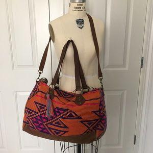 Aztec Over Night Bag